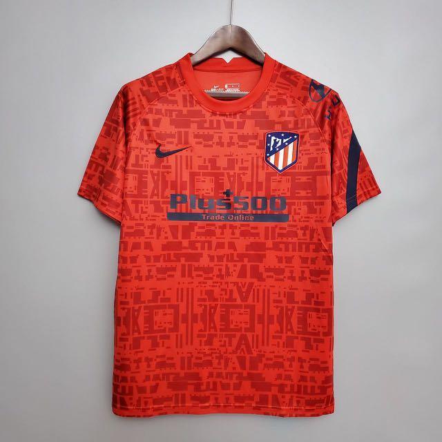 ATLETICO MADRID PRE MATCH 20/21 JERSEY