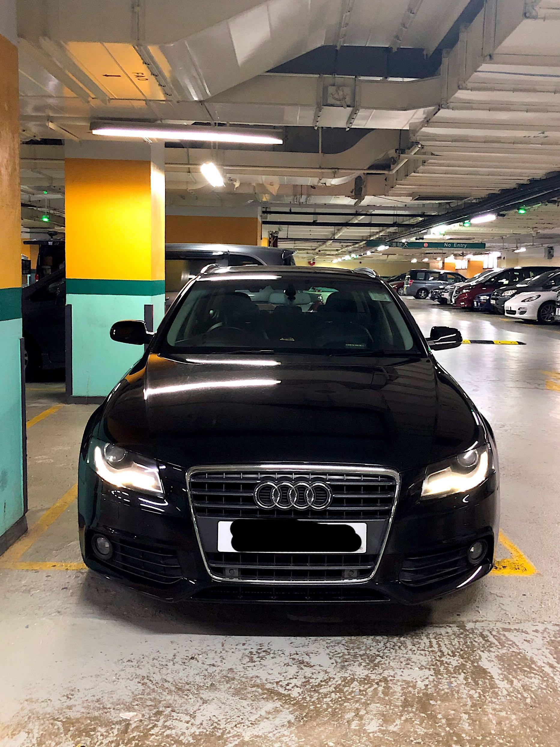 Audi A4 Avant 2.0 TFSI mu (A)