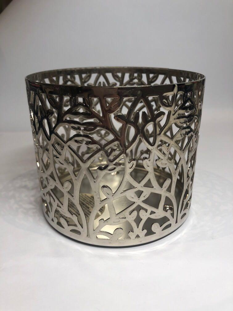 BBW 3 wick candle holder