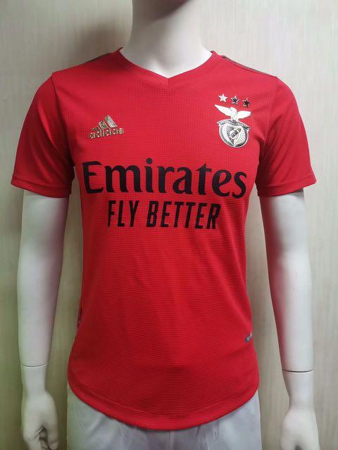 BENFICA HOME 20/21 JERSEY