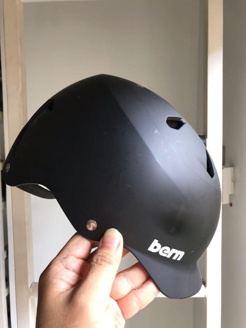 Bern USA cycling helmet