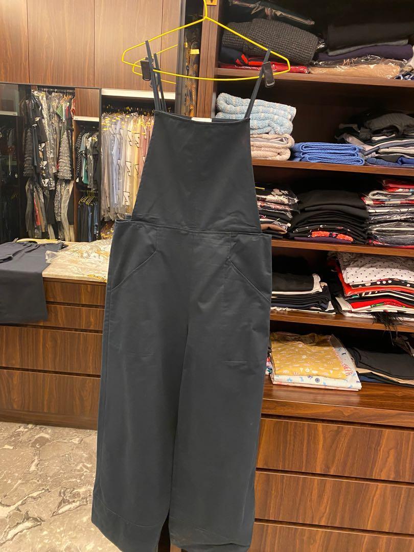 Bimbay Lola Black Jumpsuit