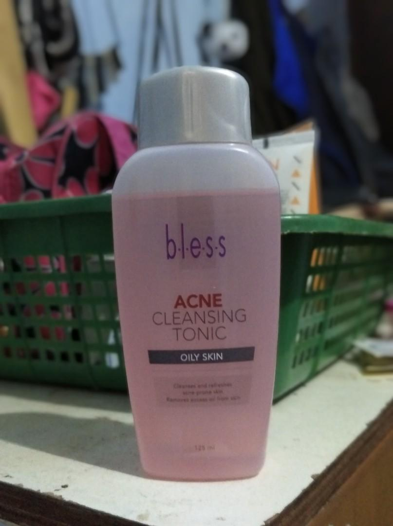 Bless Acne Cleansing Tonic (Toner)