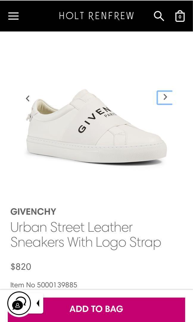 BNIB Givenchy Urban Street Sneakers
