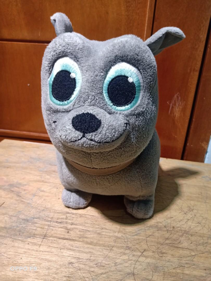 Boneka Stitch dog puppy pals