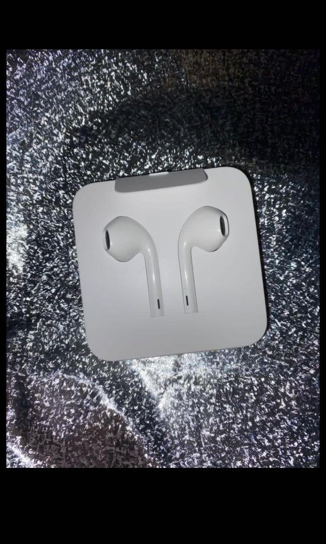 Brand new EarPods
