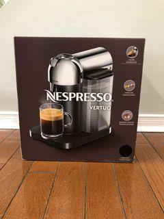BRAND NEW Nespresso Vertuo Coffee and Espresso Machine