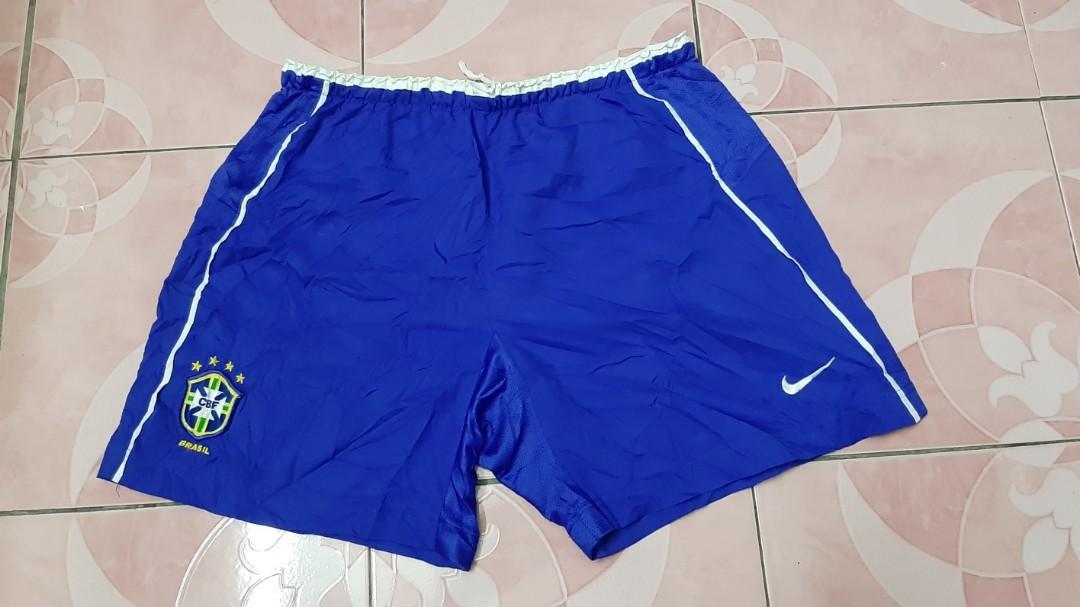 Brazil nike shorts vintage.