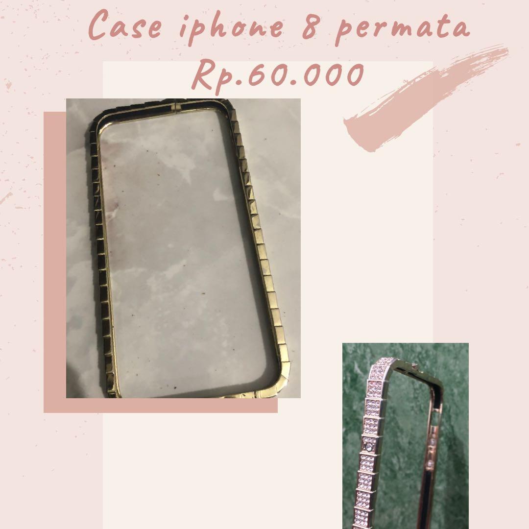 Case iphone 8 permata
