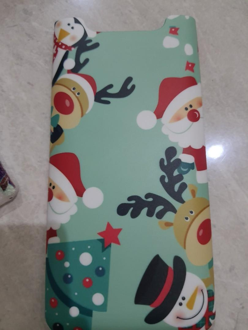 Casing Samsung Galaxy A80 Christmas