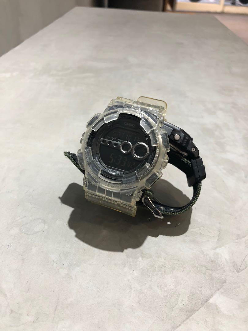 CASIO 卡西歐 GD-100 DW-5600E 萬用錶款 好搭配  G-shock