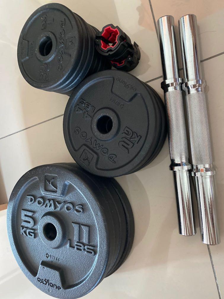 Cast Iron Weight Disc