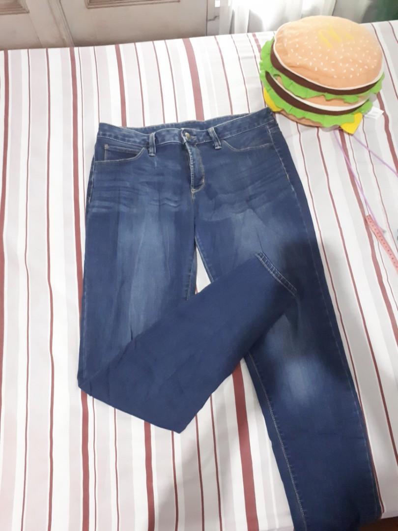 Celana Jeans - Jeans Biru