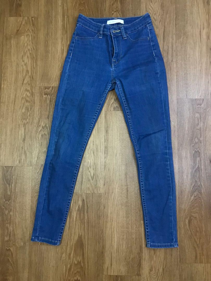 Celana jeans Color Box