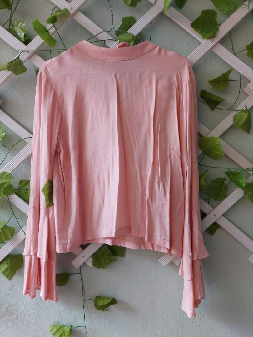 Colorbox Pink Crop Top
