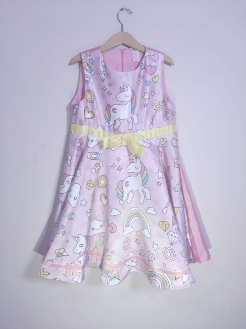 Cute Unicorn Dress