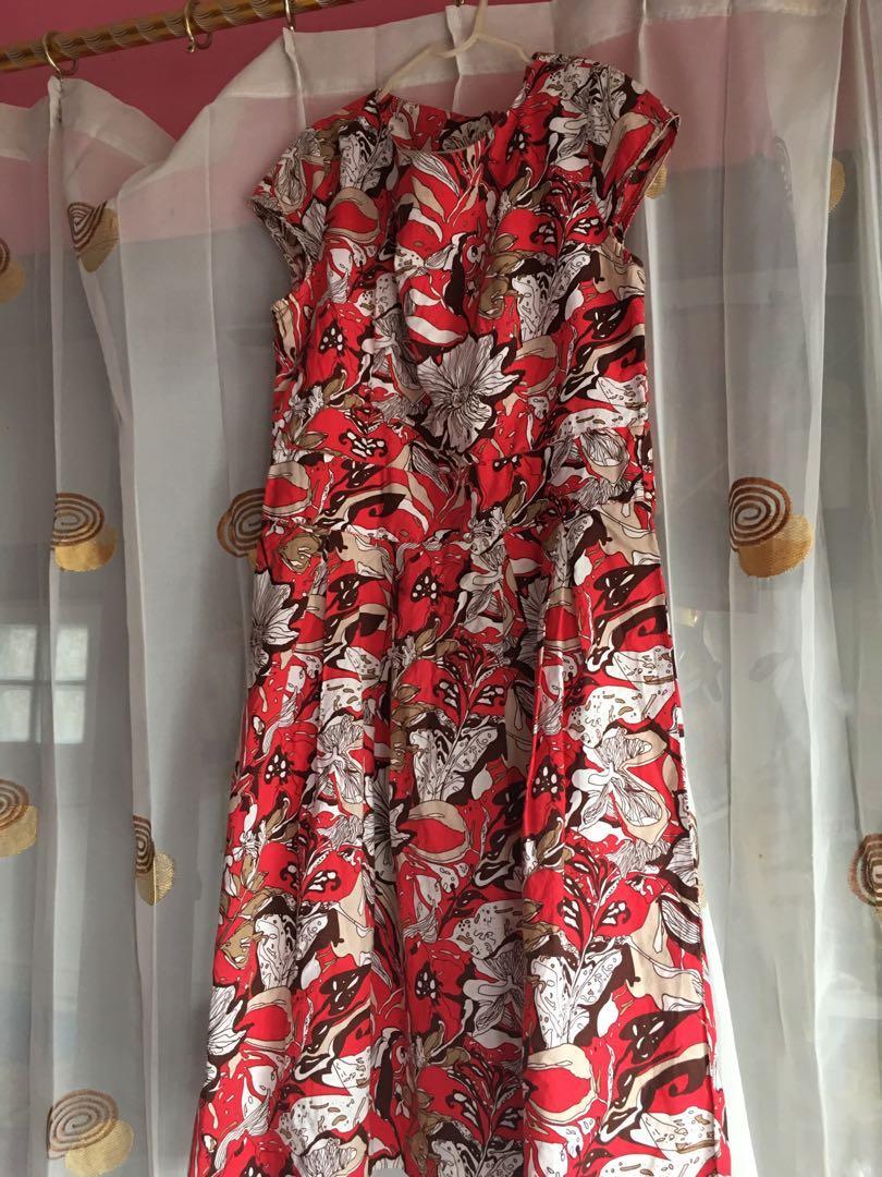 #mauovo dress
