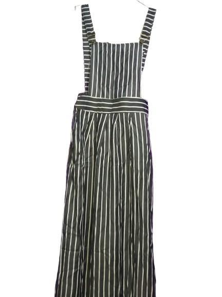 #OktoberSale Dress kodok garis garis