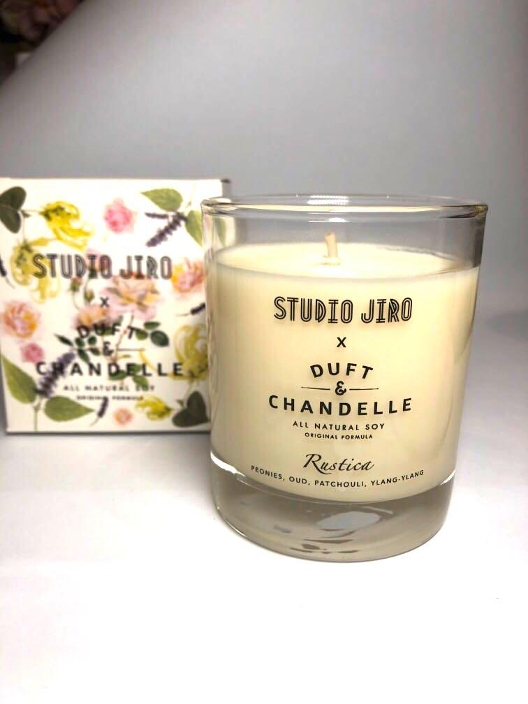 Duft & Chandelle rustica