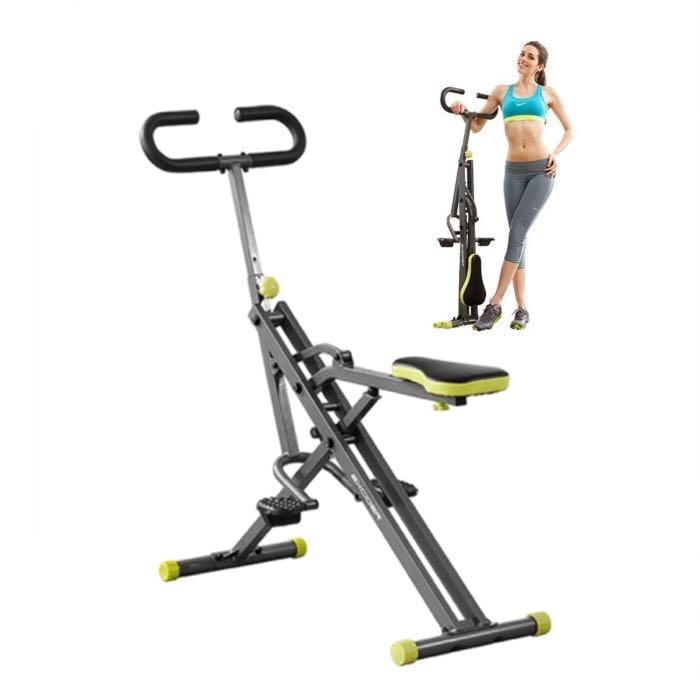 Gym- Excider Homesquat