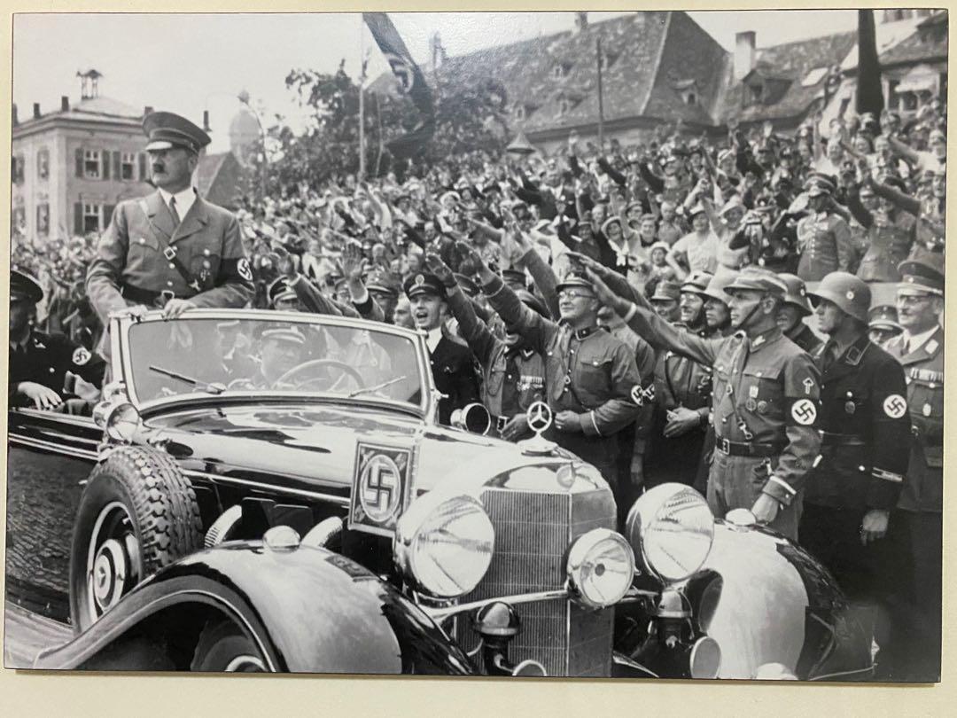 Foto Sejarah Hitler ukuran besar (1)