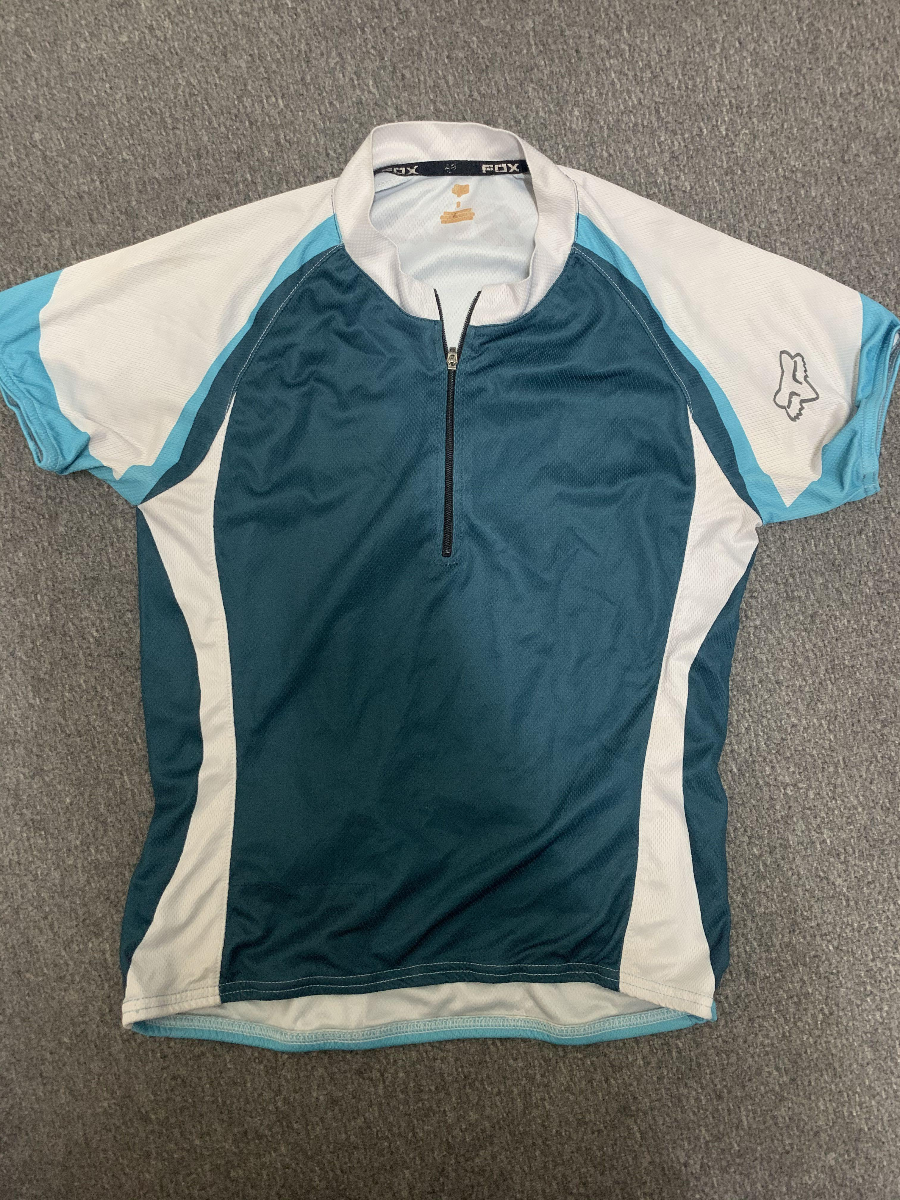 Fox Cycling Jersey Size S