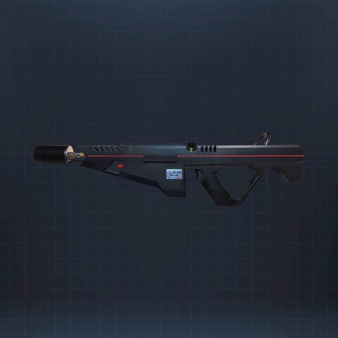 """FTG-NAR20 """"Not a Flamethrower"""" II UPGRADED!!"""