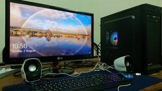 Gaming Designing PC i5 8th Gen Full Set