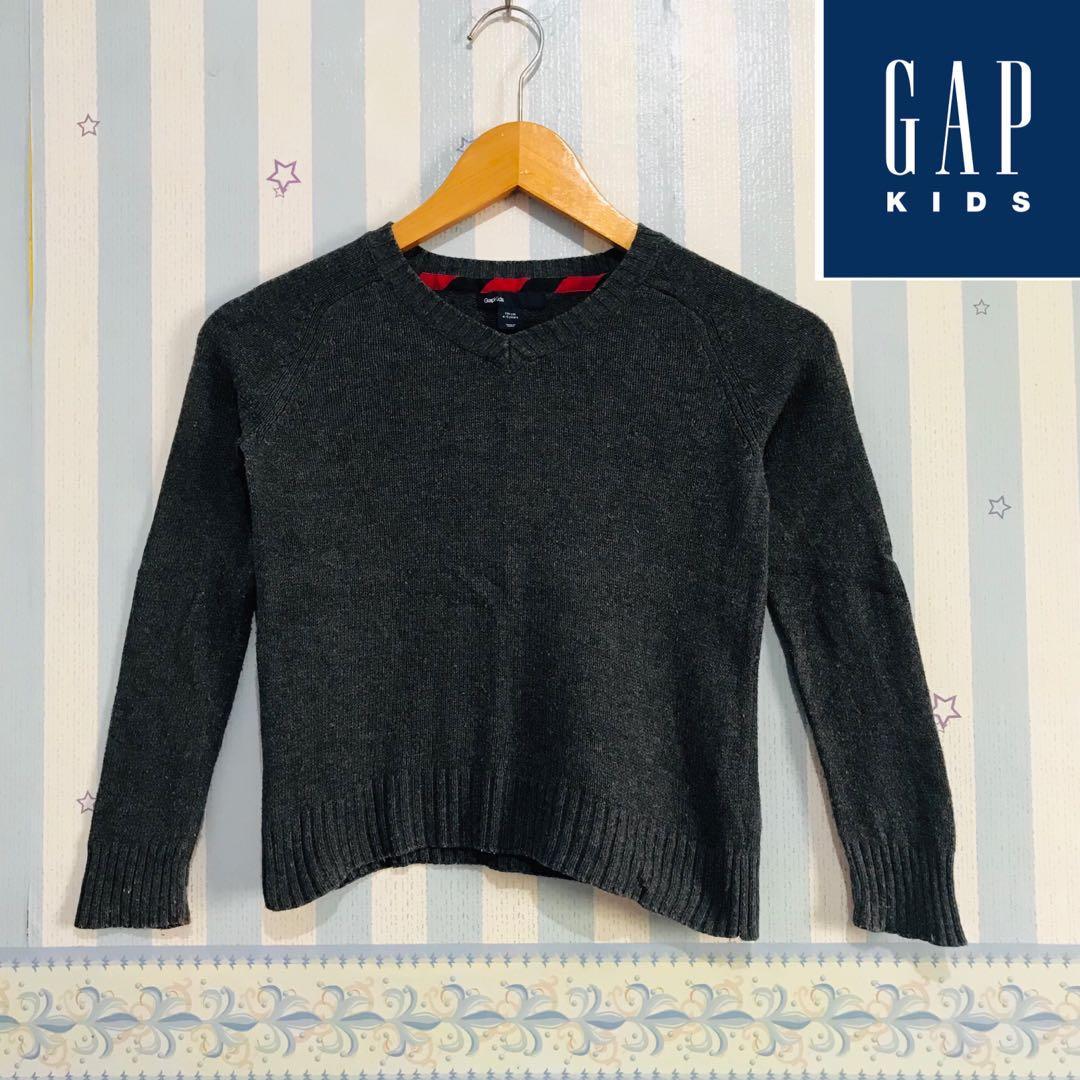 GAP KIDS Sweater / Crewneck Anak Jacket Jaket Hoodie Baju Pakaian Atasan Kemeja Winter Uniqlo #oktoberovo