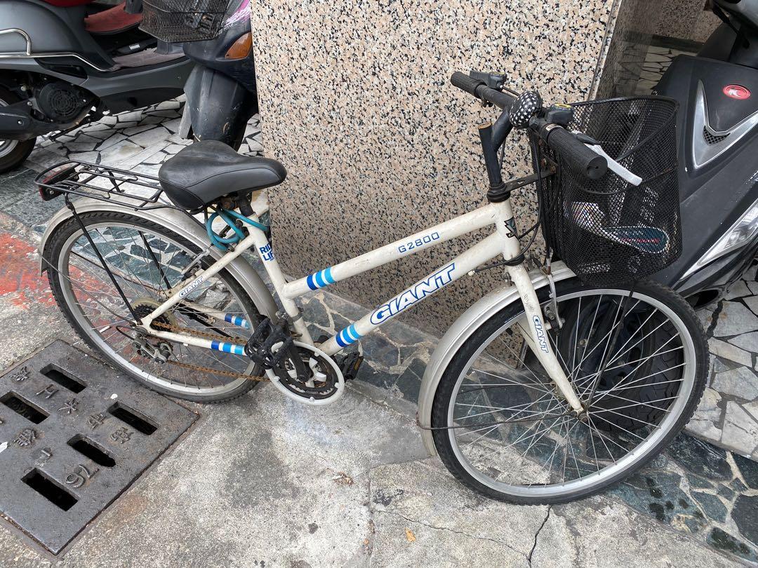 二手捷安特Giant 腳踏車 G2800 代步車