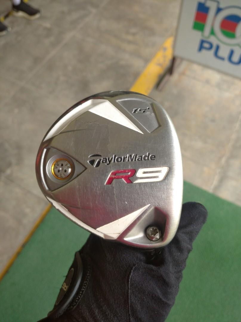 Golf - Wood 3 Taylormade R9