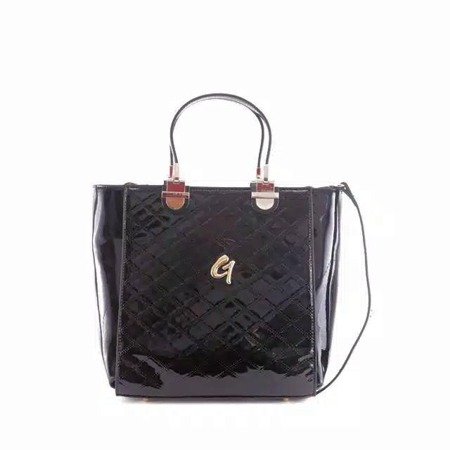 Hand Bag Watashi Black