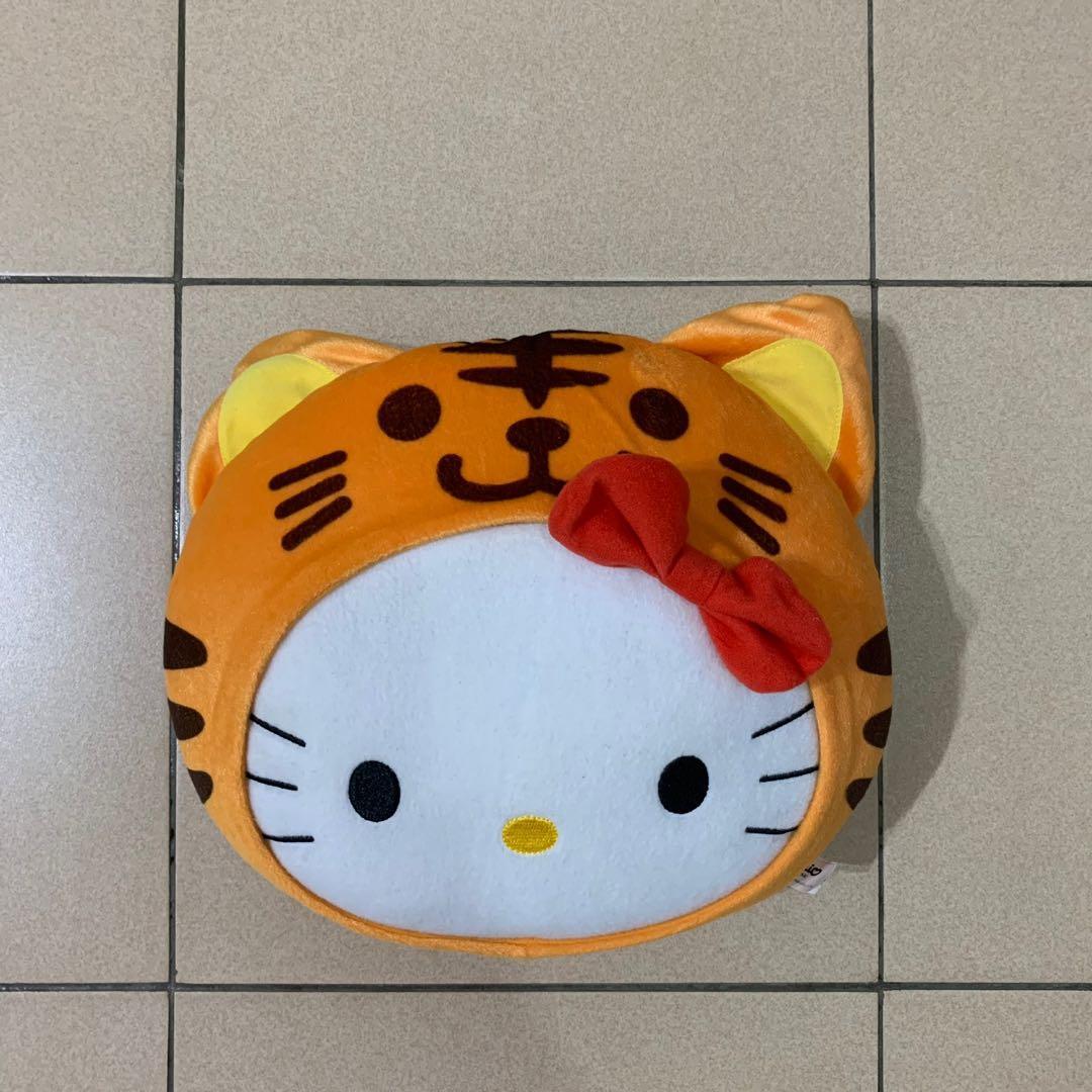 Hello kitty 麥當勞 聯名 凱蒂貓 無嘴貓 老虎 娃娃 可愛 玩具 收藏 限量