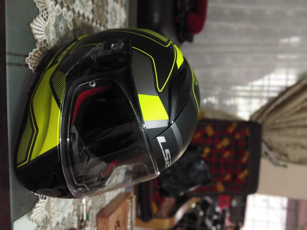 Helmet Full Face LS2 Rapid FF353