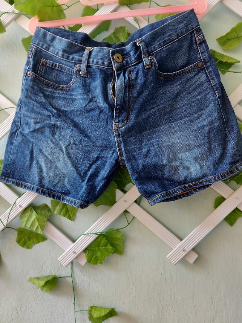 Hotpants Uniqlo Jeans