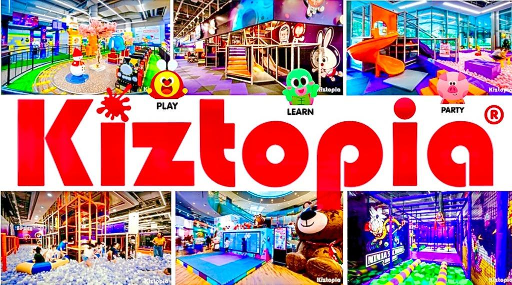 I Kiztopia cheap ticket discount Kiztopia X-Press X-tra Garden by the bay flower and cloud forest domes ocbc skyway Sky Park Marina hotel observation deck Nerf Action Xperience