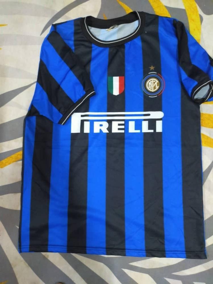 Inter Milan Fan Football Jersey