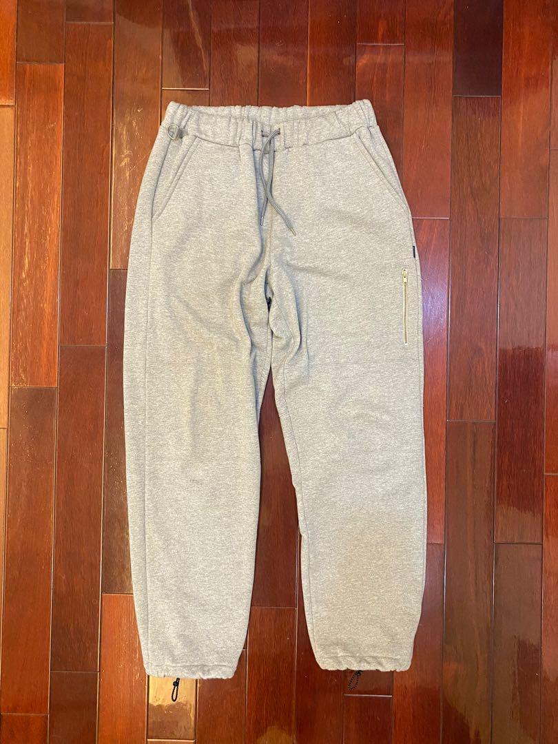 INTERBREED SWEAT TECH PANT 灰色 / 重磅 / 棉質 / 棉褲