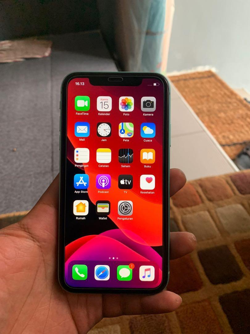 Iphone 11 64gb ibox