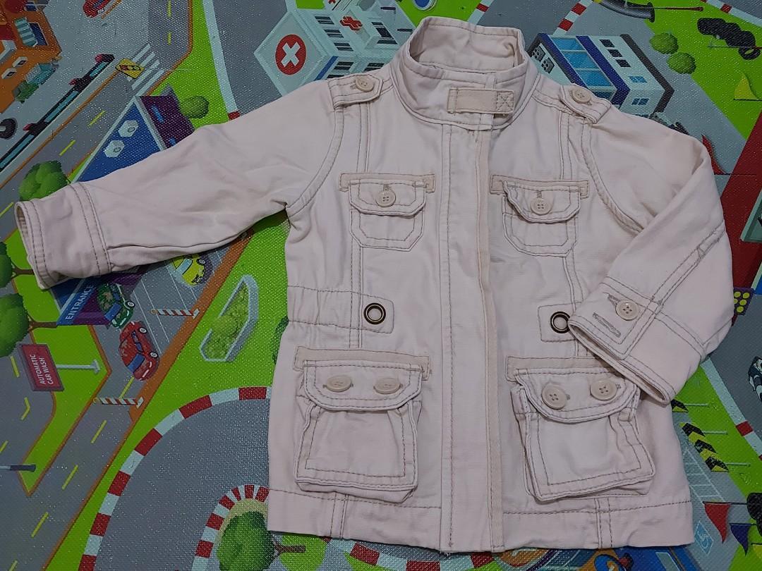 Jaket keren anak import 2thn