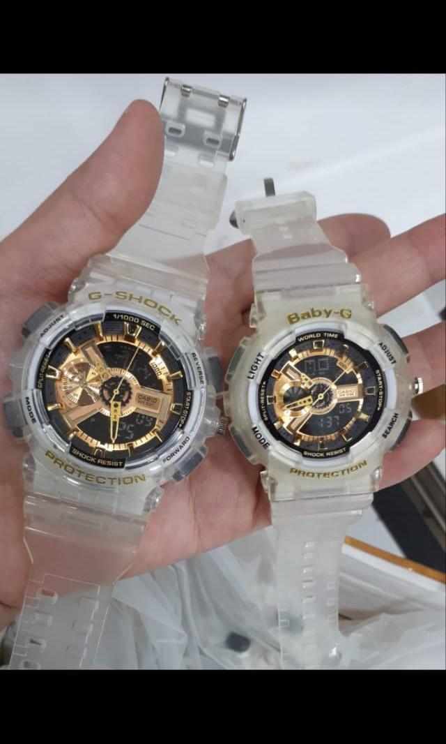 Jam tangan G-shock wanita