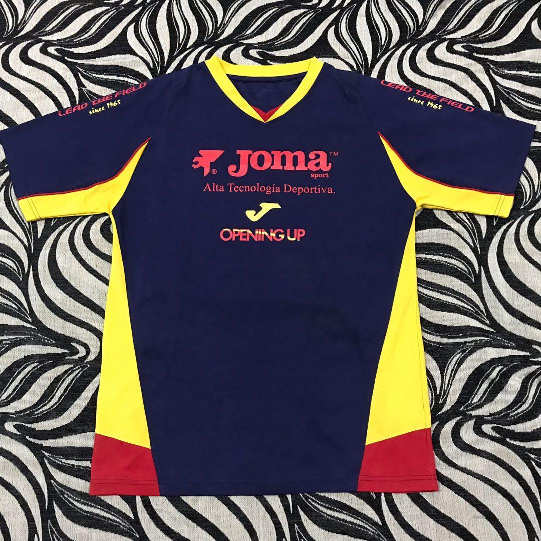 Joma Training Futsal Jersey Jersi
