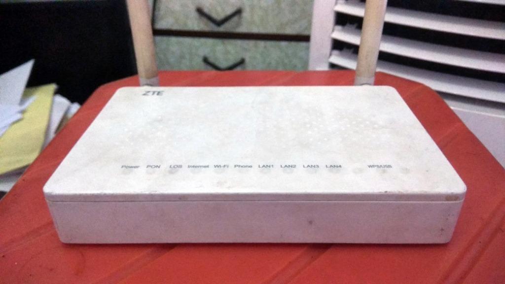 Jual Murah Router ZTE F609 V3 Bekas Indihome