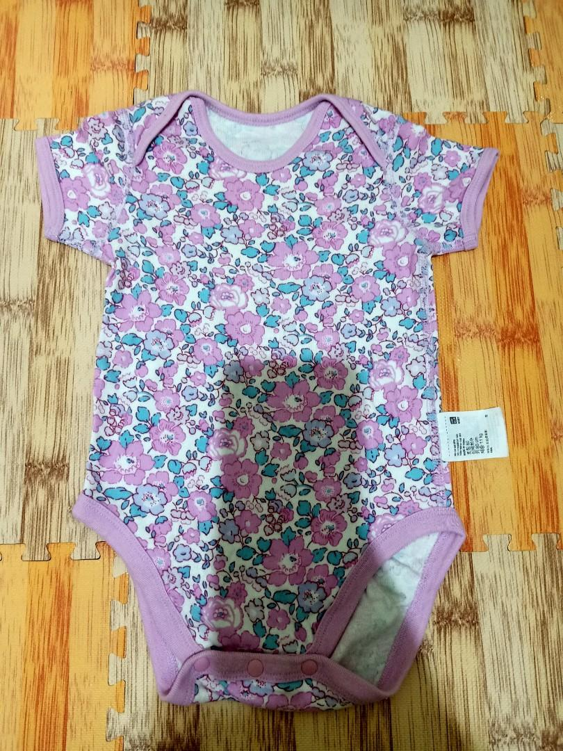 Jumper baby uniqlo 6-15m (sz 80, BB up to 11kg)