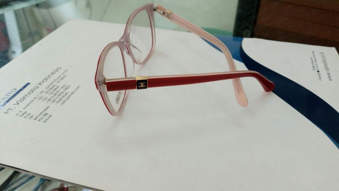Kacamata gratis lensa minus/silinder