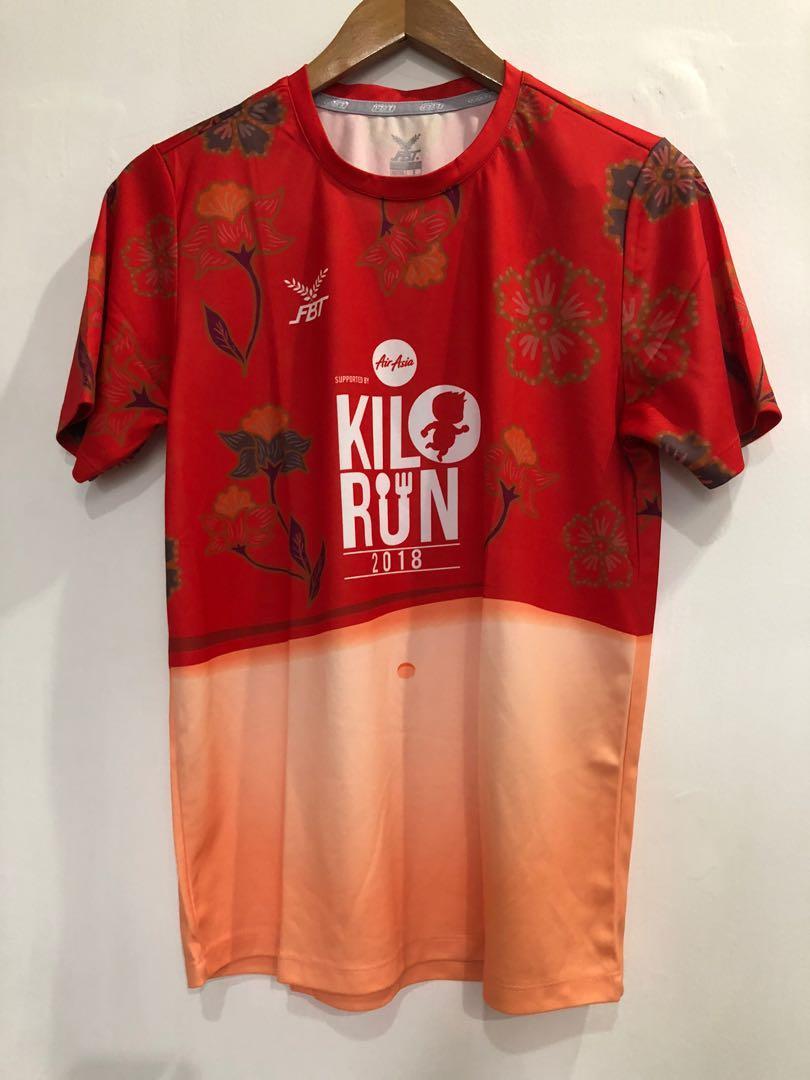 Kaos olahraga wanita/baju running jogging wanita,S