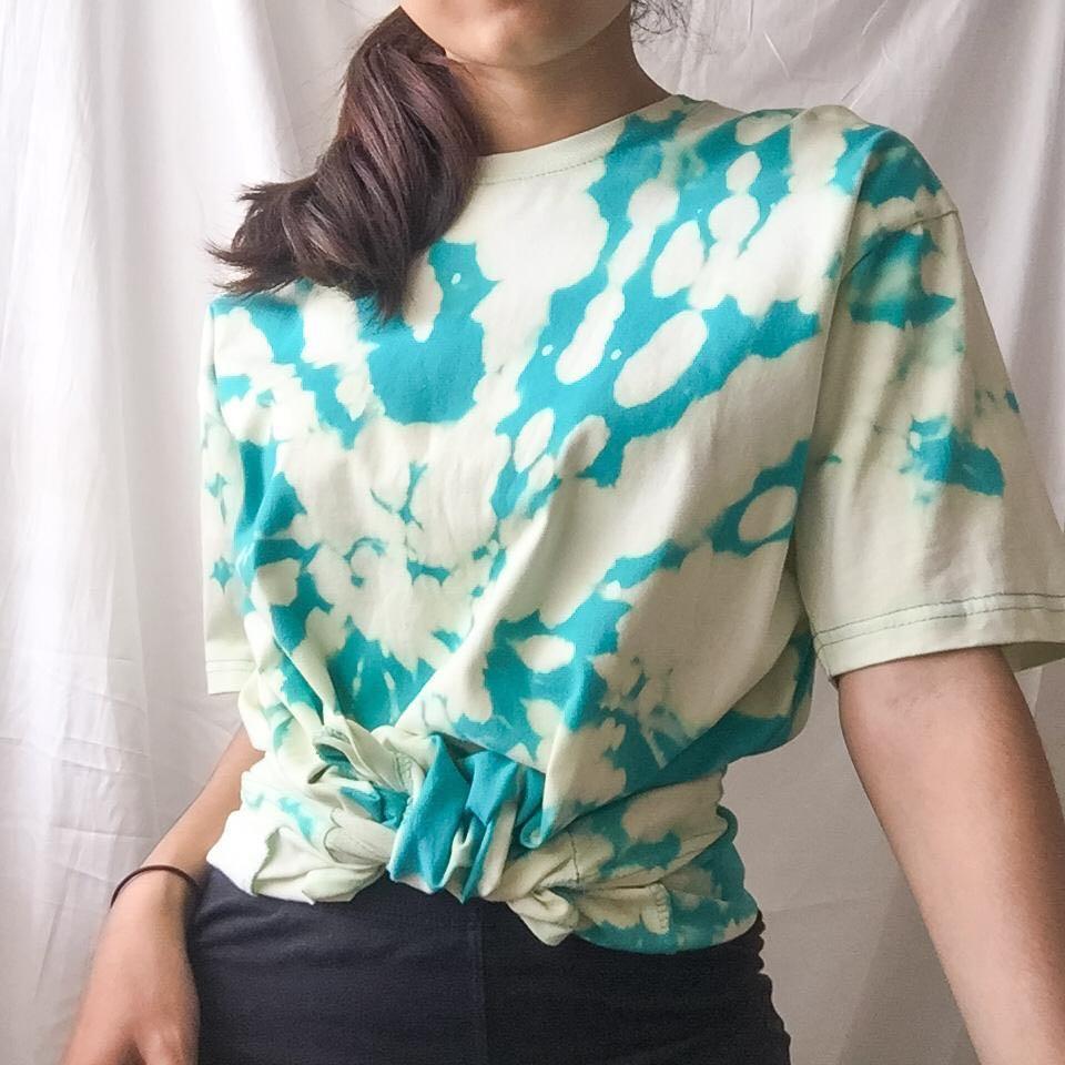 NEW - Kaos Tie dye