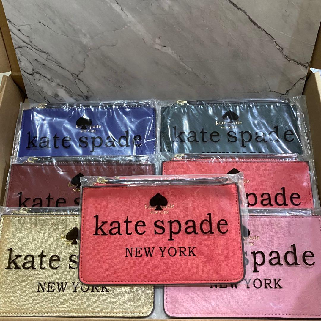 Kate spade wallet authentic quality pink
