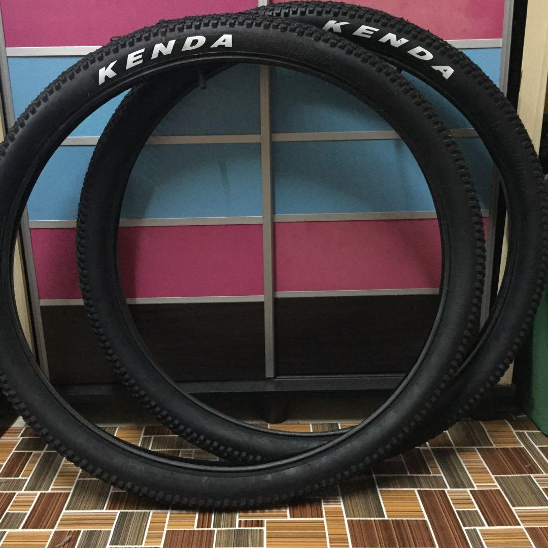 KENDA mountain bike tyres (26 inch)