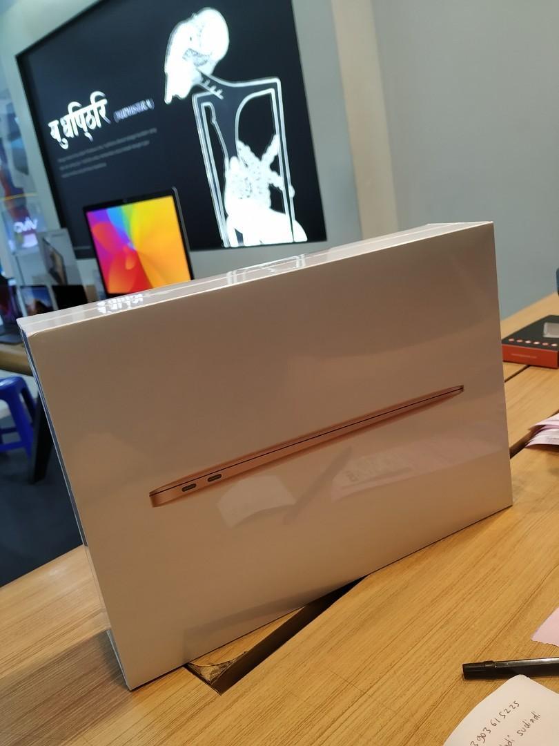 Kredit MacBook Air 2020 13/1.1GHz/i3/8GB/256GB Resmi Dp mulai Ringan